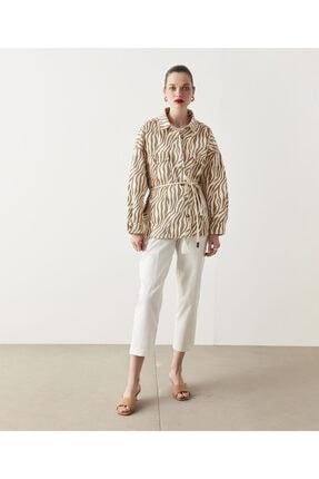 İpekyol Zebra Desen Ceket