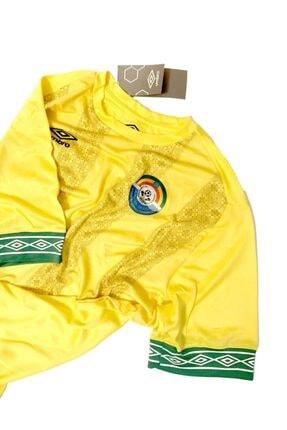 YALOVA AMBALAJ Ethıopıa Millî Futbol Takımı Sarı Forma