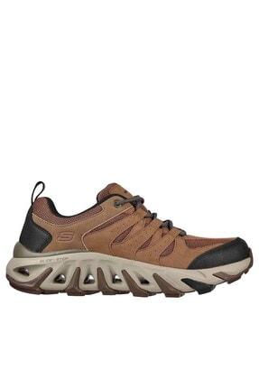 SKECHERS Flex Conway Erkek Günlük Spor Ayakkabı 210324 Brn Kahve