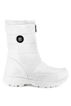 Pierre Cardin Pc-51317 Kadın Bot Beyaz