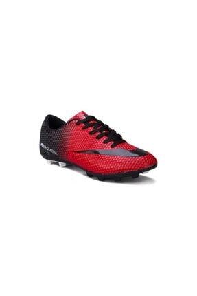 Walked Kırmızı Krampon Futbol Spor Ayakkabı