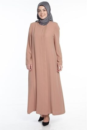 Tuğba Kadın Pardesü Camel Tk M6610 03 Tuğba-TK-M6610