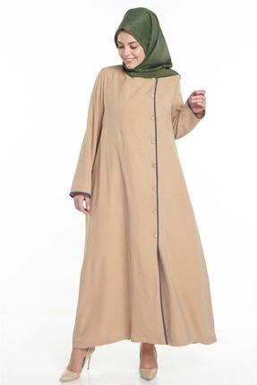 Tuğba Kadın Pardesü Camel Tk M5300 03 Tuğba-TK-M5300