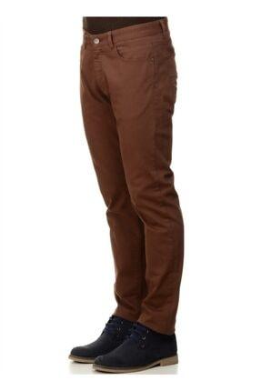 Kip Erkek Taba Klasik Pantolon