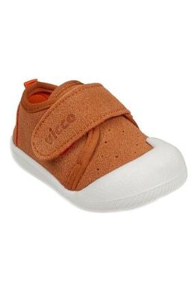 Vicco 950,e19k,224 Anka Çocuk Yürüyüş Ayakkabısı Gri Gri Turuncu