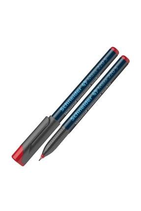 SCHNEIDER Permanent Kalem (s Kırmızı)