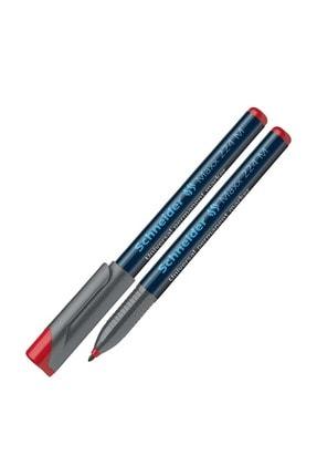 SCHNEIDER Permanent Kalem (m Kırmızı)