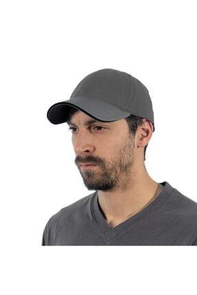 Şensel , Spor Şapka, Gri-siyah (110e382) Günlük Şapka, Outdoor