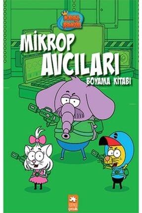 Eksik Parça Yayınları Kral Şakir Boyama Mikrop Avcıları