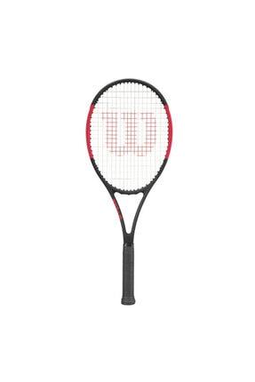 Wilson Pro Staff 97 Siyah/kırmızı Tenis Raketi