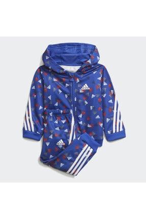 adidas X Classic Lego Çocuk Mavi Sweatshirt (h26661)