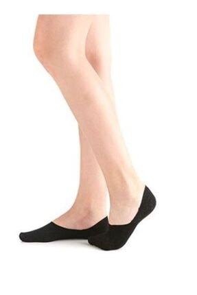 Zafoni Kadın Düz Babet Çorap