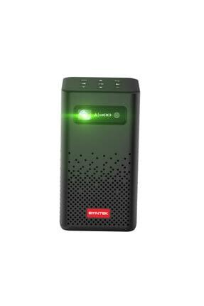 taviss Byintek P20 Smart Tv Akıllı Lazer Dlp Mini Battaryalı Projeksiyon Youtube Netflix Chrome