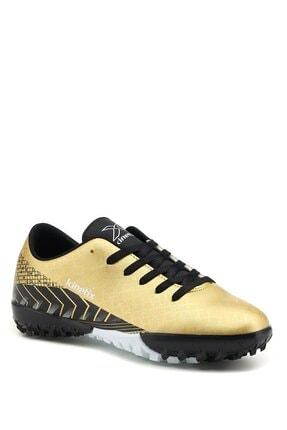 Kinetix Ayew Tf 1pr Altın Erkek Çocuk Halı Saha Ayakkabısı