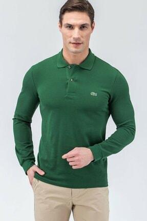 Lacoste Sport Erkek Yeşil Polo Yaka