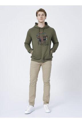 LİMON COMPANY Slim Fit Düz Erkek Chino Pantolon