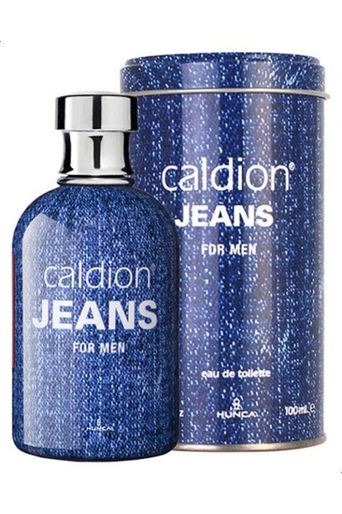 Caldion Jeans Edt 100 Ml Erkek Parfümü 1