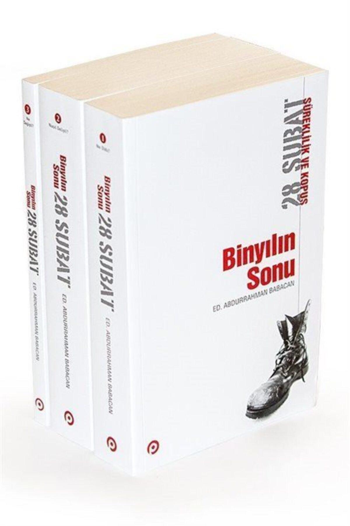 Pınar Yayınları Binyılın Sonu: 28 Şubat (3 Cilt Takım) 1