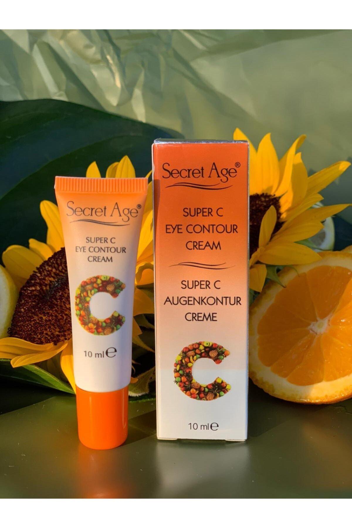 Secret Age Kozmetik Super C Göz Çevresi Kremi 2