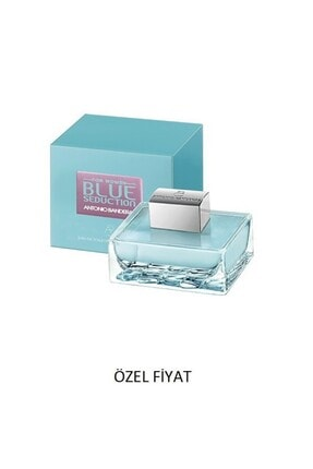 Antonio  Banderas Blue Edt 80 Ml Kadın Parfümü 8411061839669