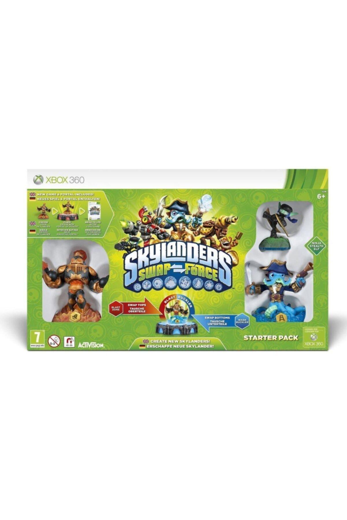 ACTIVISION Xbox 360 Skylanders Swap Force Starter Pack 1