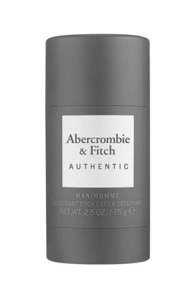 Abercrombie & Fitch Authentic Man Deo Stick 75 Ml 085715166081