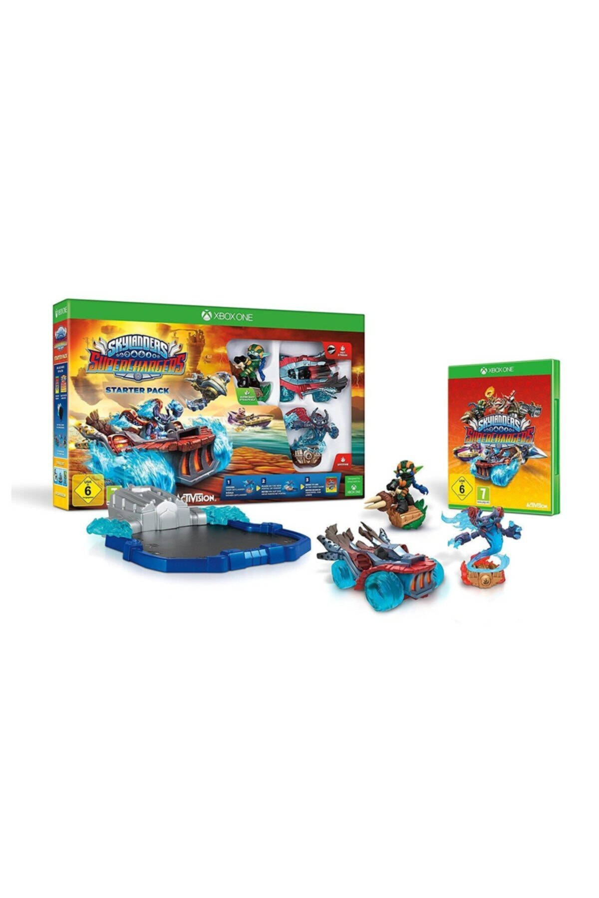 ACTIVISION Xbox One Skylanders Superchargers Starter Pack 1