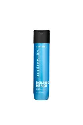 Matrix S Kuru Ve Matlaşmış Saçlar Için Nem Ve Parlaklık Sağlayan Şampuan 300 Ml