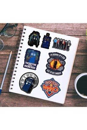 Behappycraft by Woohoobox Doctor Who Sticker 93