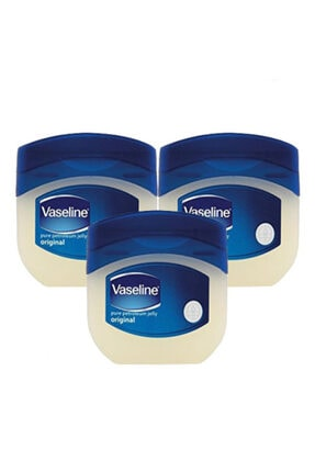 Vaseline Original 50 Ml X3