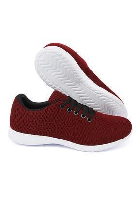 LETOON Kadın Bordo Günlük Ayakkabı 2065