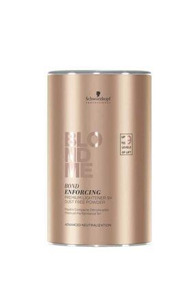 SCHWARZKOPF HAIR MASCARA Blondme Premium Lift+9 Açıcı 450 Gr