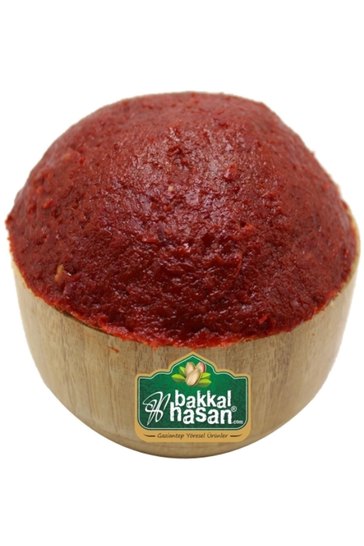 Bakkal Hasan Gaziantep Salça Acı Biber Halis - 20 Kg 1