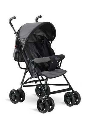 BabyHope Siyah Baston Bebek Arabası Sc100