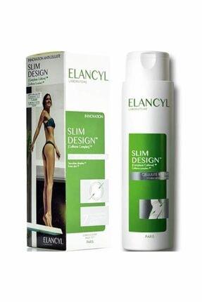 Elancyl Selülit Bakım Jeli - Slim Design Stuborn Cellulite 200 Ml