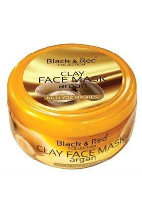 Black Red Black And Red Killi Yüz Maskesi 400 Ml Argan