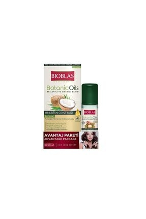 Bioblas H.cevizi Şampuan 360 Ml +argan Yağı Sıvı Saç Kremi 200 Ml