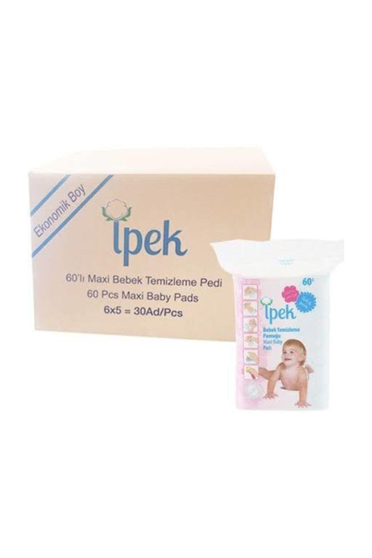 İpek Bebek Temizleme 60 Adet X 30 Paket 1