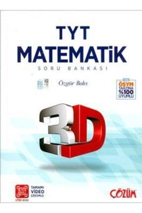 Çözüm Yayınları Çözüm 3d Tyt Matematik Soru Bankası
