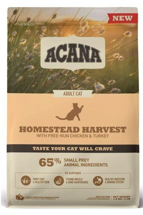 Acana Homestead Harvest Kedi Maması 1,8kg