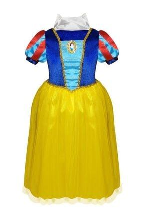 DISNEY PRENSES Disney Pamuk Prenes Kostüm Yeni (2-3)