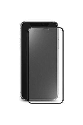 GALIO Iphone 6-6s Plus Siyah Mat Ekran Koruyucu Full Seramik Ve Kırılmaz