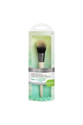 Ecotools Allık Fırçası - Sheer Finish Blush Brush 079625016468