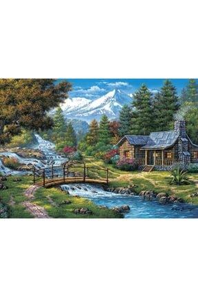 Art Puzzle Iki Küçük Şelale, 2000 Parça Puzzle