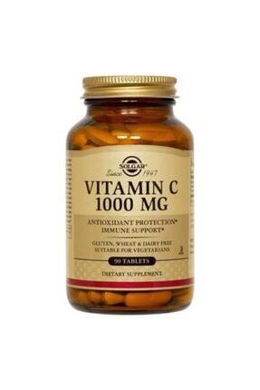 Solgar Vitamin C 1000 Mg 90 Tablet