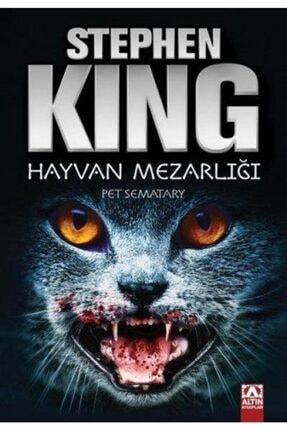 Altın Kitaplar Hayvan Mezarlığı - Stephen King