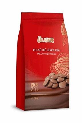 Ülker Sütlü Pul Kuvertür Çikolata Eks 201 2,5 Kg