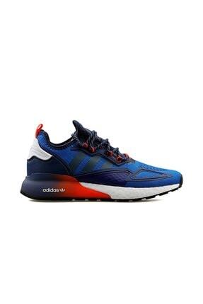 adidas Erkek Mavi Günlük Ayakkabı Zx 2k Boost Fx8836