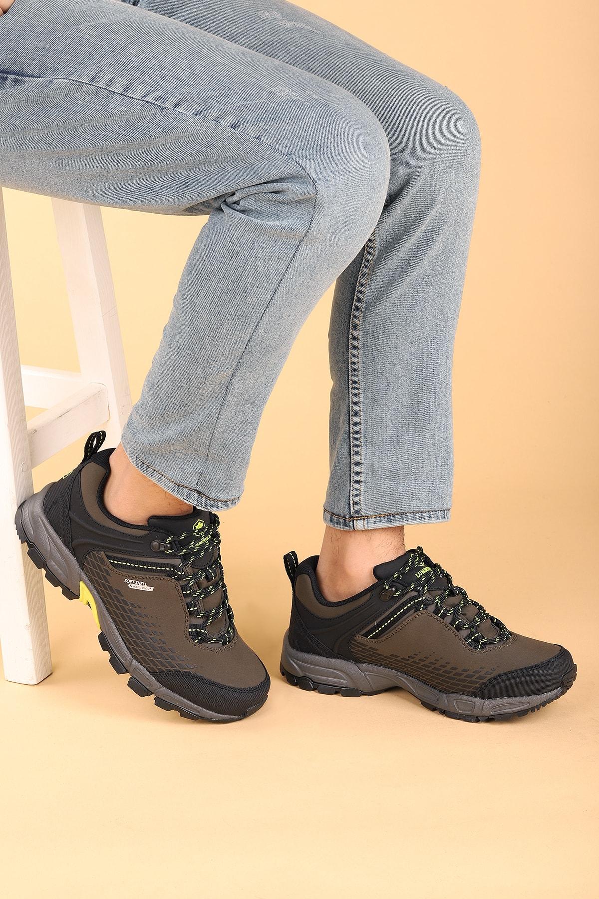 lumberjack Flake Su Geçirmez Erkek Bot Ayakkabı 2