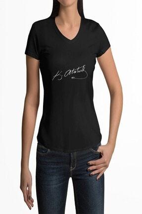 Tshigo Kadın Siyah Tişört
